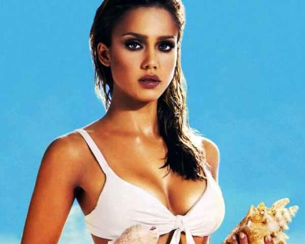 Wallpaper Of Sexy Jessica Alba
