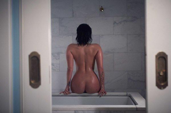 Demi Lovato Butt
