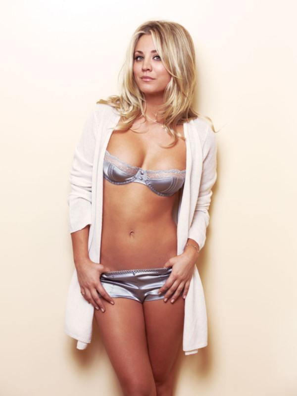 33 Of The Hottest Kaley Cuoco Photos Ever Seen