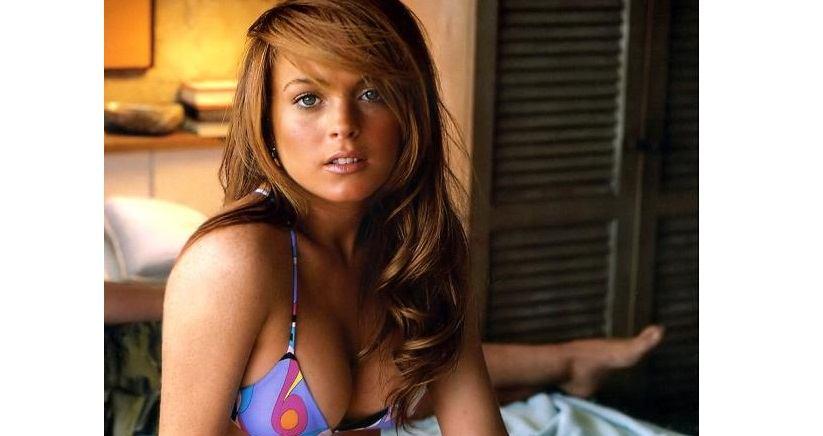 Sexy Lindsay Lohan