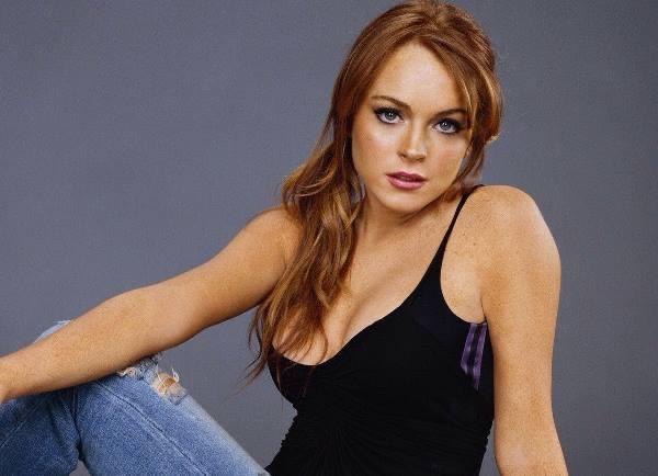 Sexy Young Lindsay Lohan