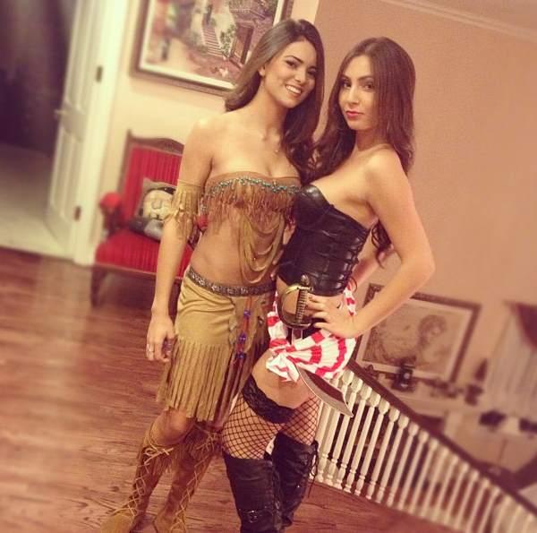 Hot Halloween Girls