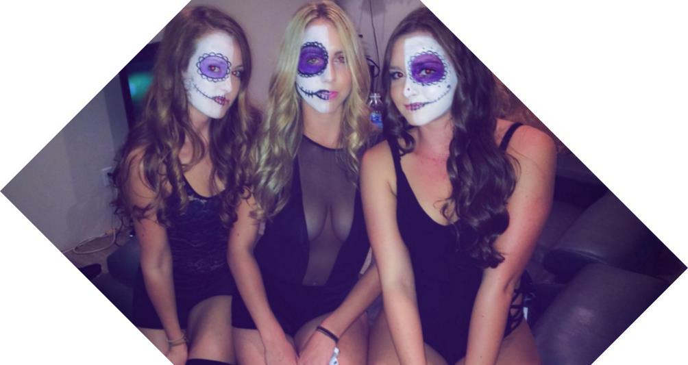 Hot Sexy Halloween Costumes