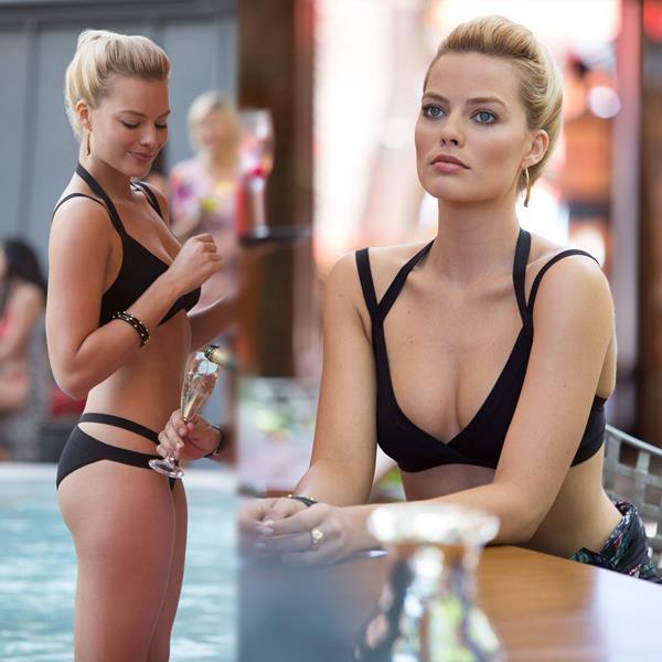 Hot Margot Robbie