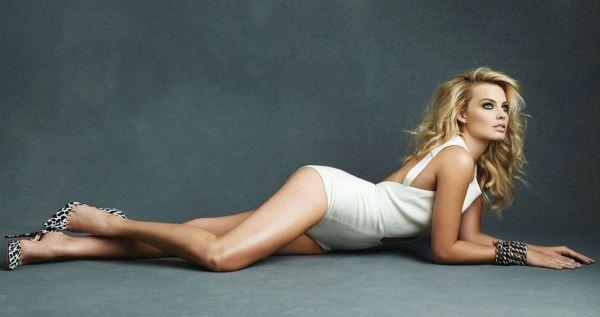 Margot Robbie Hot Wallpaper