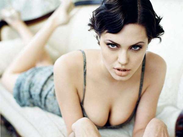 Hot Angelina Jolie