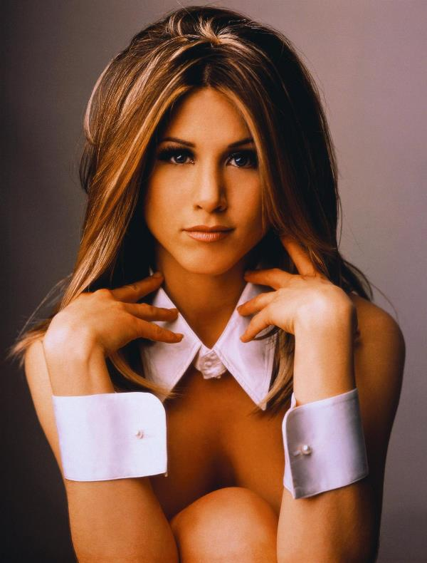 Old School Jennifer Aniston