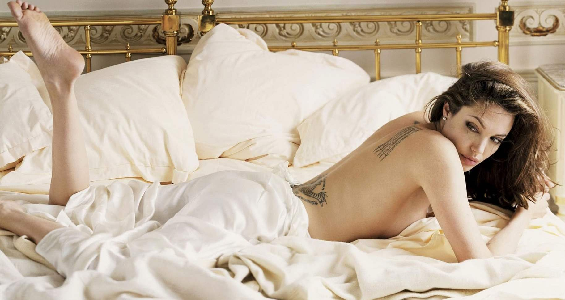 Sexy Angelina Joli