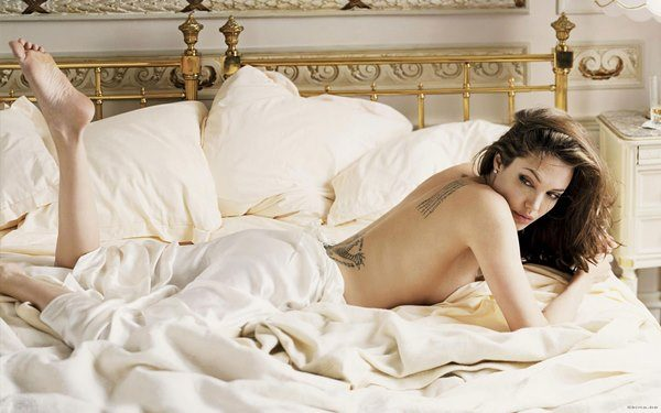 Sexy Pictures Angelina Jolie