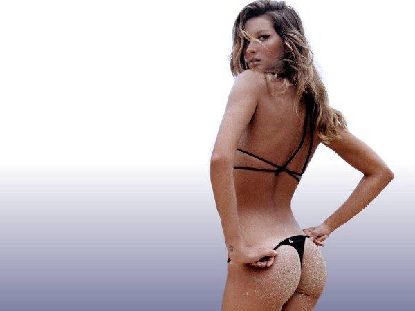 Gisele Sexy Butt