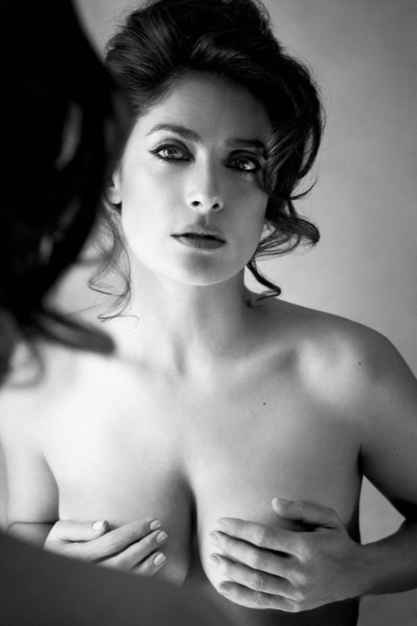 Hot Salma Hayek Pictures