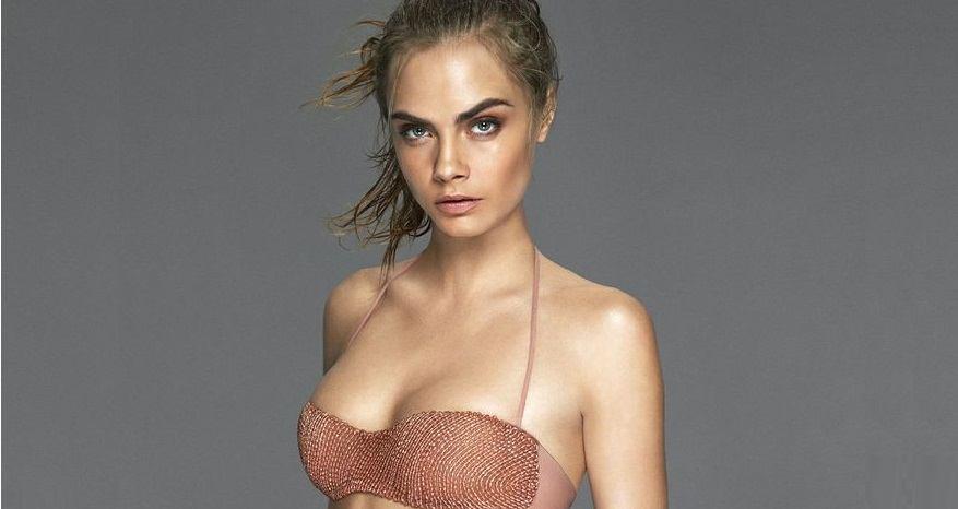 Sexy Cara Delevingne Pics