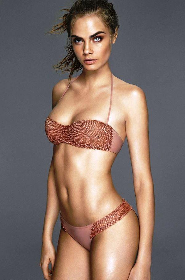 Sexy Cara Delevingne