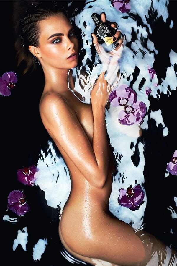 Sexy Nude Cara Delevingne Pictures