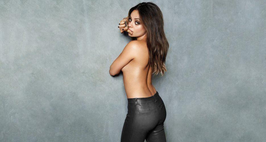 Mila Kunis Ass