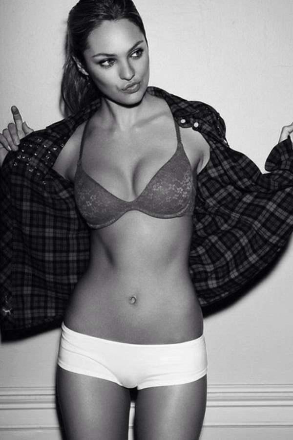 Mila Kunis Underwear