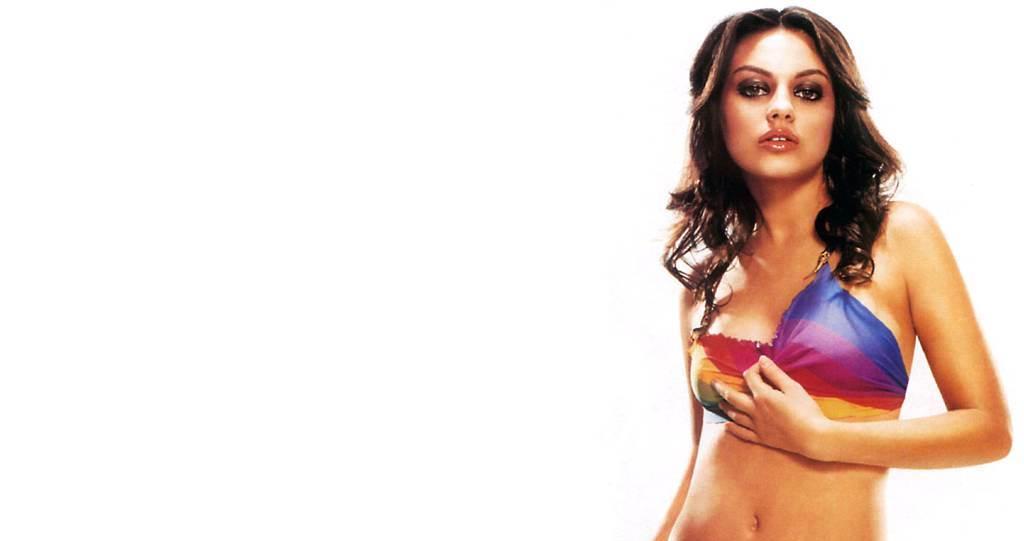 Sexy Wallpaper Mila Kunis