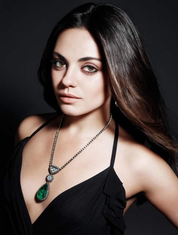 Stunning Mila Kunis Pictures